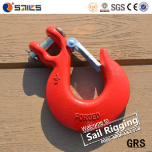 Lifting Rigging Alloy Steel G80 Clevis Slip Hooks pictures & photos