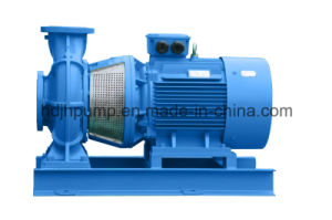 End Suction Close Coupled Centrifugal Pump