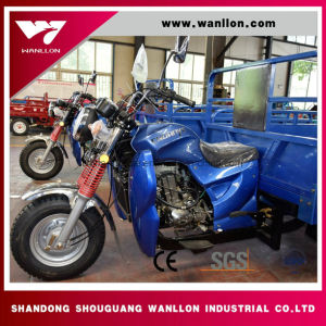 Three Wheel SKD 150cc 200cc 250cc Motorcycle Trike / Cargo Tricycle Farming Tricycle pictures & photos