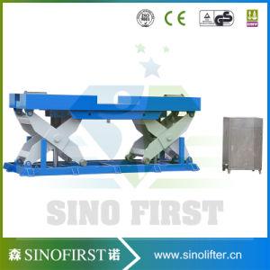 1000kg 2500kg 3000kg Hydraulic Electric Scissor Lift Platform pictures & photos