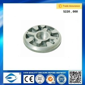 Aluminium Alloy Die Casting Cover for Motor pictures & photos