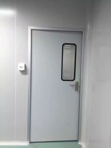 Double Hermetic Hospital Lead Lined Door pictures & photos