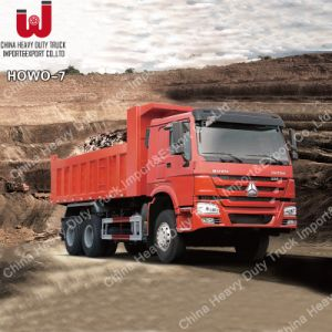 Sinotruk HOWO-7 6X4 25 Tons Dump Truck for Sale pictures & photos