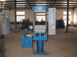 Rubber Sheet Flat Vulcanizing Press Machine pictures & photos