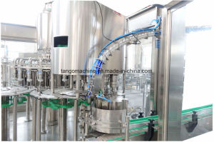 Small Juice Water Filling Soda Packing Bottling Machine for Pet Bottle pictures & photos