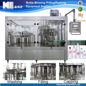 Complete Water Treatment and Bottling Plant pictures & photos