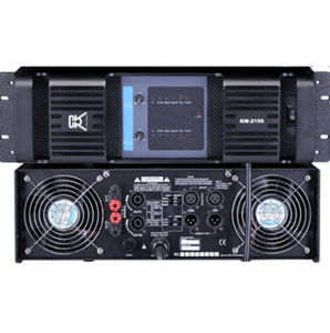 Karaoke Power Amplifier + PA Sound System +DJ Equipment (KM-2150) pictures & photos
