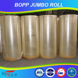 Low Price High Quality BOPP Jumbo Roll Gum Tape