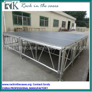 Rk Wholesale Aluminum Stage for Outdoor Concert Event pictures & photos
