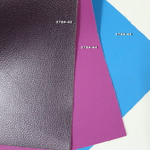 Colorful Sythetic Leather for Chair (Hongjiu-378#) pictures & photos