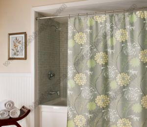 Shower Curtain, Bath Curtain, Bathroom Curtain pictures & photos
