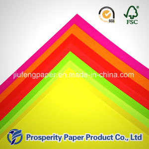 High Grade Colorful Paper Color Paper pictures & photos
