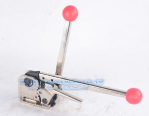 Manual Sealless Steel Strapping Tool pictures & photos