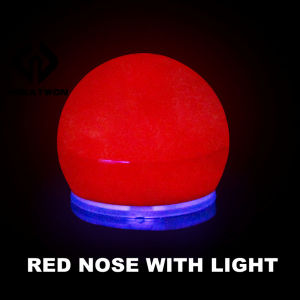 Red Clown Nose with Light pictures & photos
