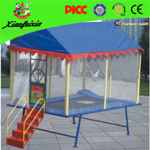 Hot Sale Mini Full Cover Trampoline Bed pictures & photos