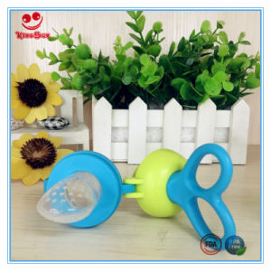 Push Model Fresh Food Feeder for Baby Teething pictures & photos