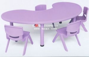 High Quality Children Furniture Plastic School Chair pictures & photos