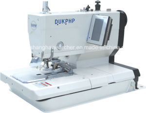 Dukphp (Eyelet buttonholing) Durkopp Style Computer Eyelet Buttonholer Sewing Machinery (HP588-121)