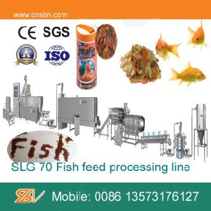 2016 Hot Sales Best Quality Fish Food Line pictures & photos