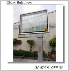 Advertising Scrolling City Board Display Light Box pictures & photos