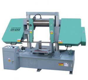 Factory Promotion Sale Price Gh4250 Double Column Horizontal Automatic Band Saw Machine pictures & photos
