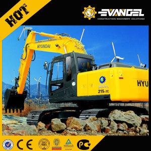 21 Ton Hyundai Excavator R215-7c pictures & photos