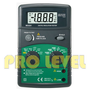 Professional Digital Insulation Tester (MS5201) pictures & photos