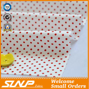 Women Fashion Printing Plain Cotton Fabric for Clothing