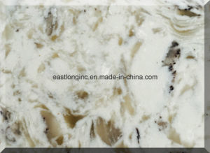 China Wholesale Artificial Quartz Stone for Solid Surface pictures & photos
