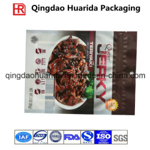 Factory Price OEM Made Beef Jerky Matt Food Packaging pictures & photos