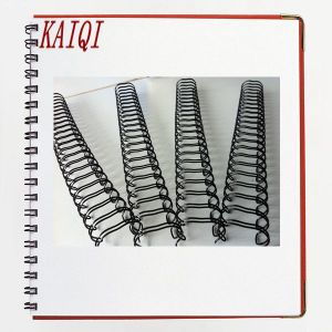 23 Loops Book Binding Metal Spiral-O Wire pictures & photos