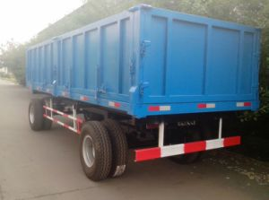 High Quality Farm Tipping Trailer with CE, Farm Trailer pictures & photos