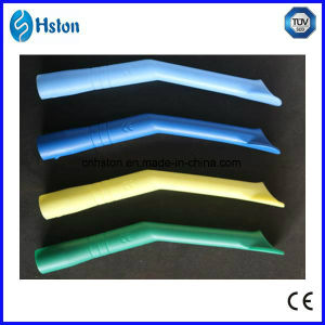 Disposable Blue, Yellow, Green and White Apirator Tips pictures & photos