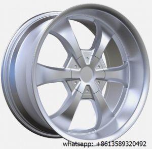 Aluminum Rims Replica Wci Alloy Wheel for Car pictures & photos