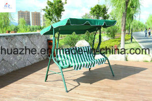 Hz-QQ14 Outdoor Garden Home Swing pictures & photos