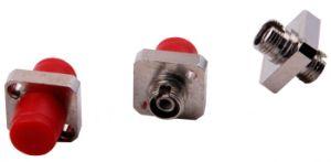 Sc/Sc 10dB Fiber Optic Adapter pictures & photos