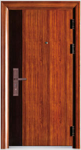 Best Price Security Exterior Steel Iron Door (EF-S074) pictures & photos