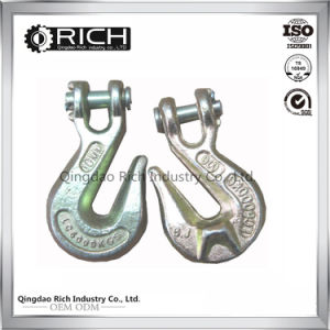 Trade Assured Factory C-Hook Spanner Wrenches Adjustable Hook/Steel Forging Part/Grab Hook/Clevis Grab Hook Slide Hook Pull Hook/Rigging pictures & photos