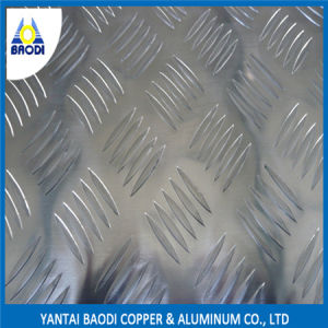 3003/ 3000 Series Aluminum Chequered Plate pictures & photos