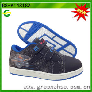 New Arrival Cartoon Shoes Kids From China Factory pictures & photos