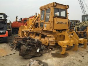 Used Cat D6d Bulldozer Japan Machine pictures & photos