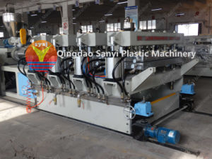 WPC Construction Template Manufacturing Line pictures & photos