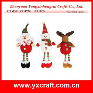 Christmas Decoration (ZY14Y221-1-2-3) Wholesale Christmas Decoration Arts and Crafts pictures & photos