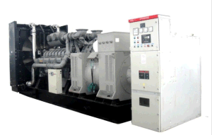 1875kVA Diesel Generator Set with High Voltage (4160V-13800V, 25kVA-2500kVA) pictures & photos