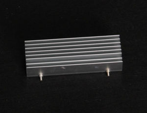 Aluminum Heat Sink Extrusions in Aluminum Profiles for TV ISO9001 pictures & photos