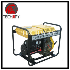 1.8kw Diesel Generator Copper Wire (TWDG2500E) pictures & photos