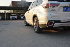 Popular RAV4 Auto Parts Electric Running Board for Toyota pictures & photos