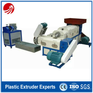 Plastic Recycling Granulating Machine for PP PVC PE Material pictures & photos
