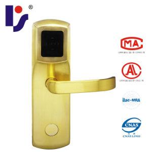 RF/Mifare 1 Card Smart Hotel Lock (RX718E-J-Zinc)