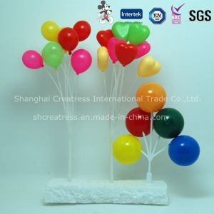 Cheap Plastic Round Christmas Decoration Supplies pictures & photos